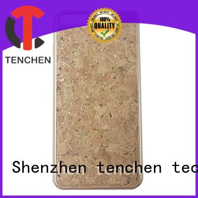 TenChen Tech transparent custom phone case directly sale for shop