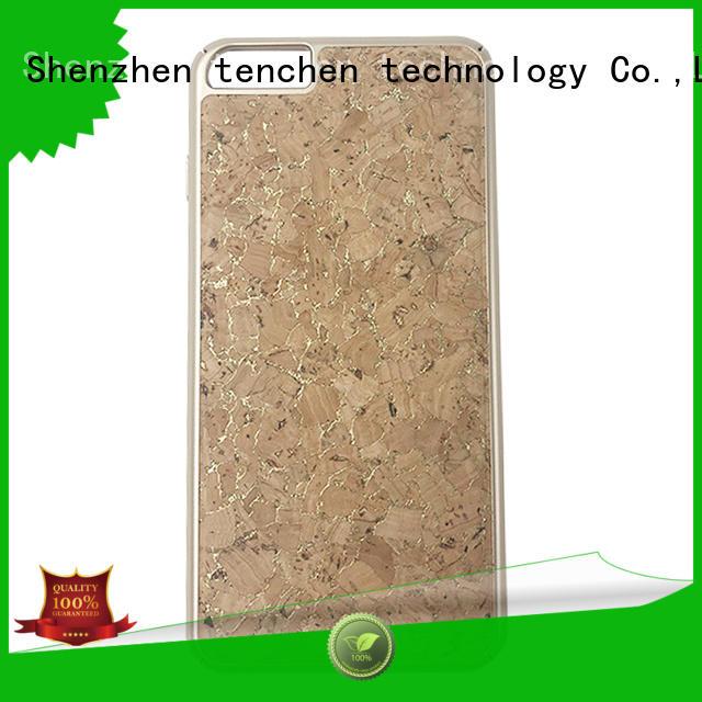 mobile phones covers and cases luxury fiber corner Warranty TenChen Tech