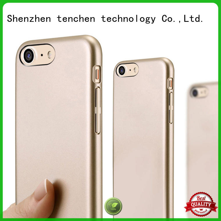 TenChen Tech wooden custom phone case customized for store