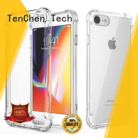 PLA customized phone covers carbon for shop TenChen Tech