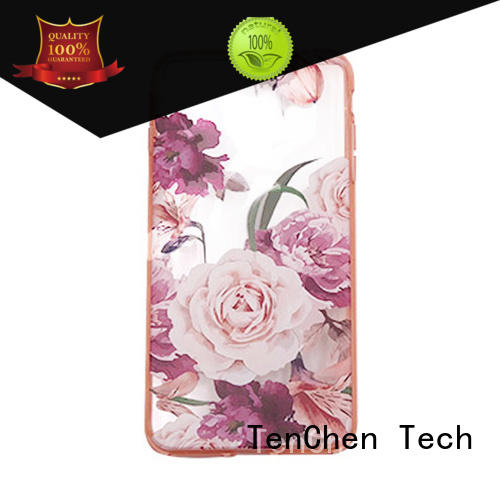carbon cover pc quality TenChen Tech Brand case iphone 6s supplier