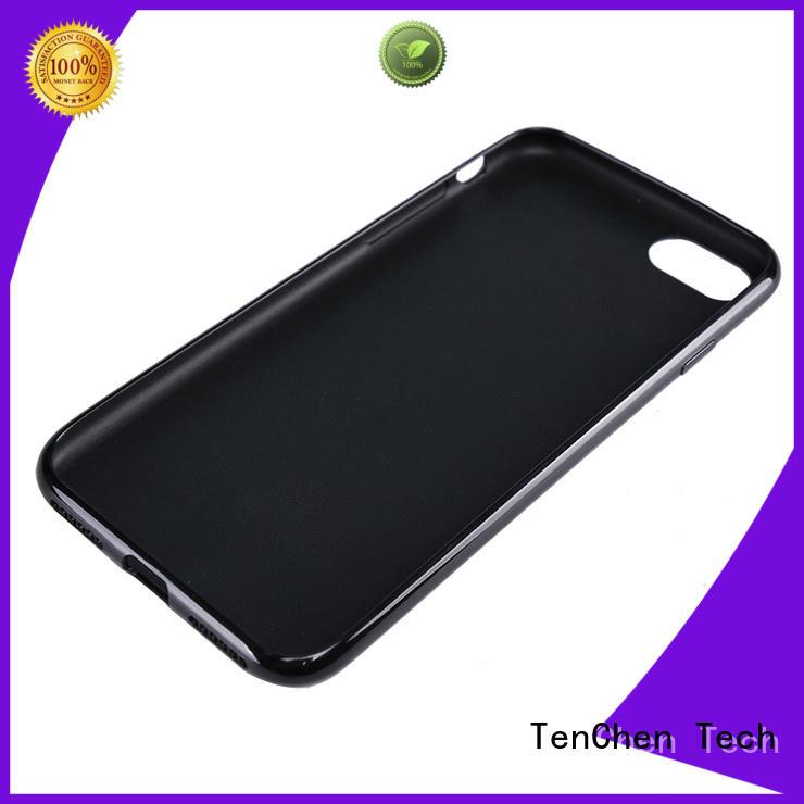 Custom wooden case iphone 6s black TenChen Tech