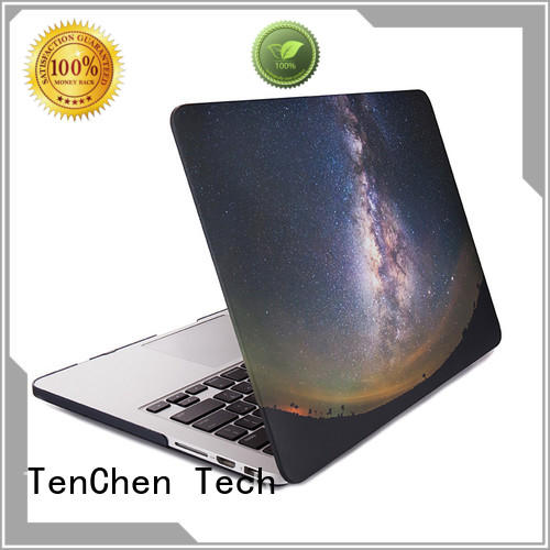 anti-dust macbook air book case from China for shop TenChen Tech