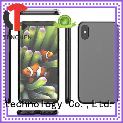 mobile phones covers and cases bumper Bulk Buy solid TenChen Tech
