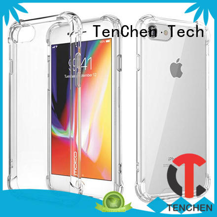 Custom blank case iphone 6s microfiber TenChen Tech