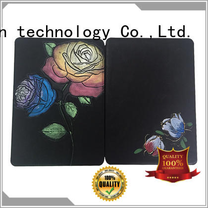 leather cover shock TenChen Tech Brand apple ipad air case supplier