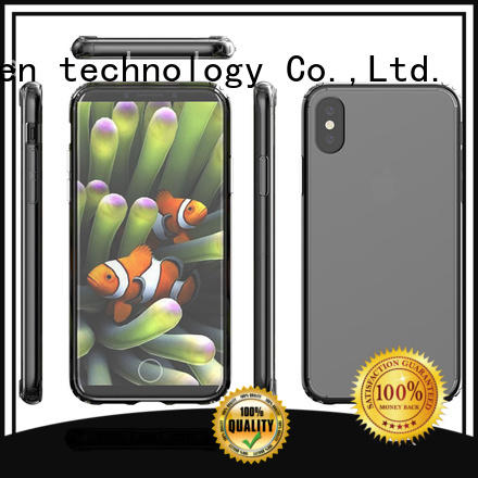 mobile phones covers and cases scratch case leather Warranty TenChen Tech