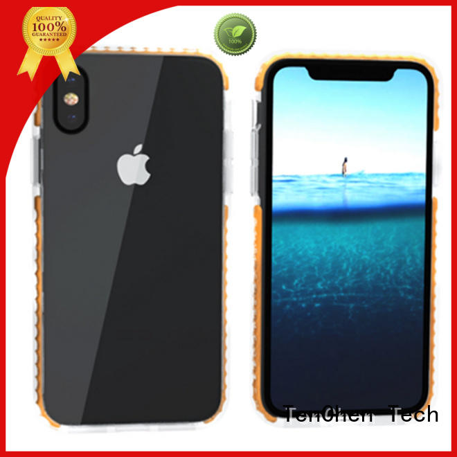 TenChen Tech Brand black cover color mobile phones covers and cases
