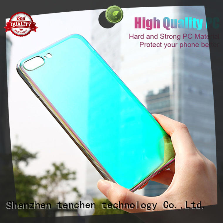 TenChen Tech PLA phone case suppliers from China for retail
