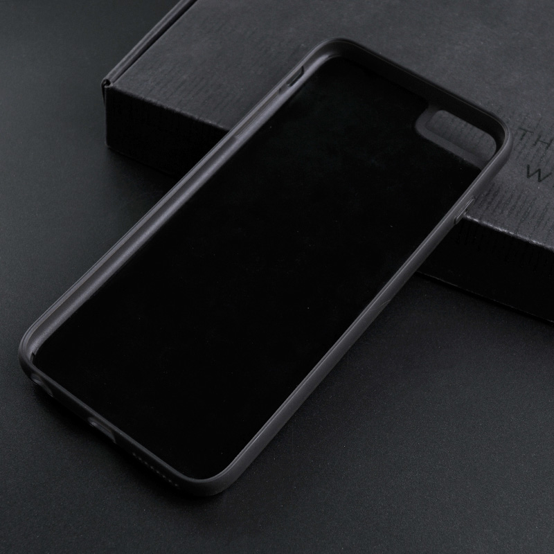 Luxury Black Real Carbon Fiber Case For Iphone CB0001-11