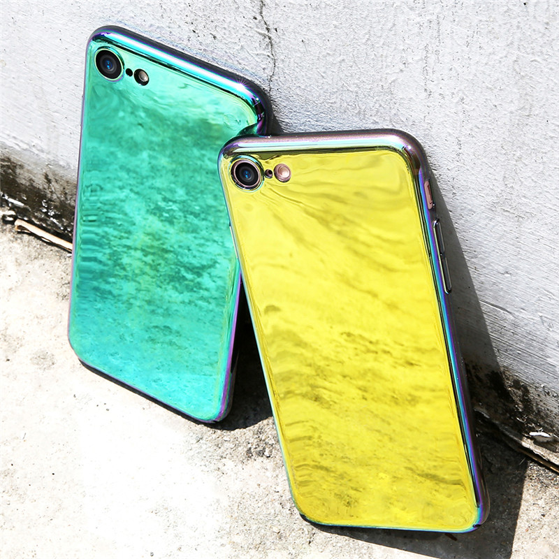 TenChen Tech-Gradient Color Scratch Resistant Hard Pc Case | Tenchen Phone Case