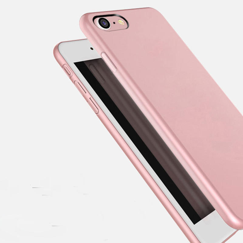 scratch black protective real case iphone 6s TenChen Tech