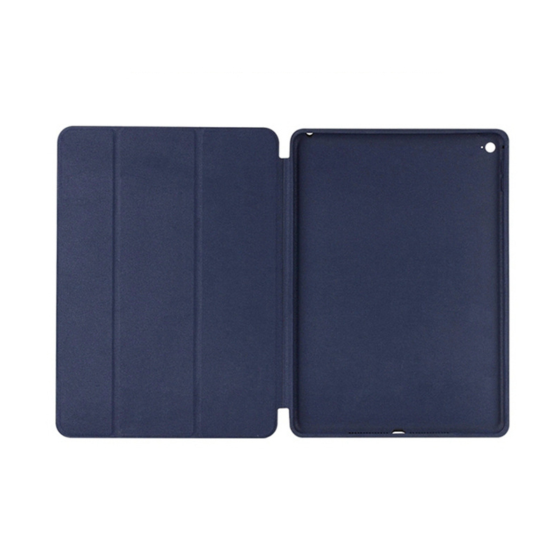 Leather iPad case protective pad cover-4