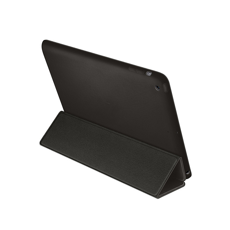 Leather iPad case protective pad cover-7