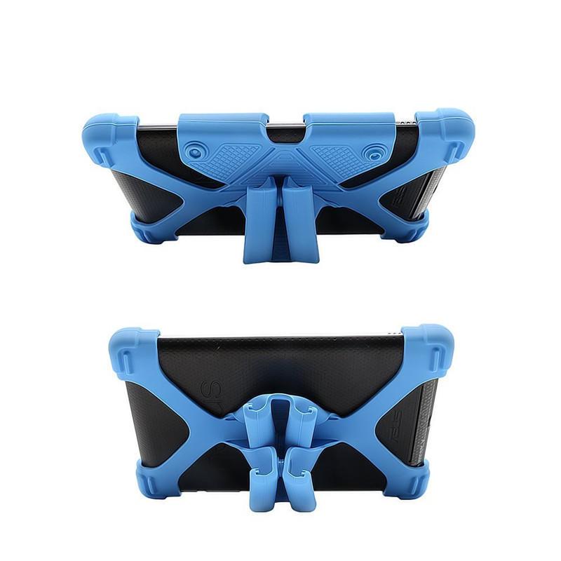 Back Cover Case Shock Proof Rubber Silicon For Apple iPad 2 3 4 5 6 Air 2 Mini-TenChen Tech