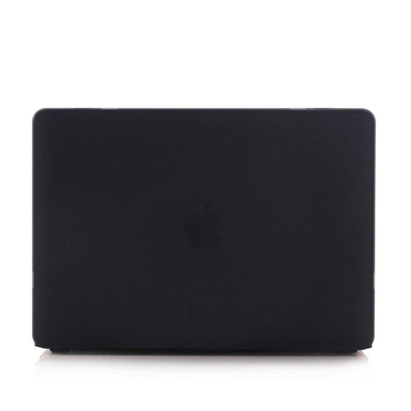 Laptop Protective Matte Black hard shell PC Case For Macbook 12 MC0121