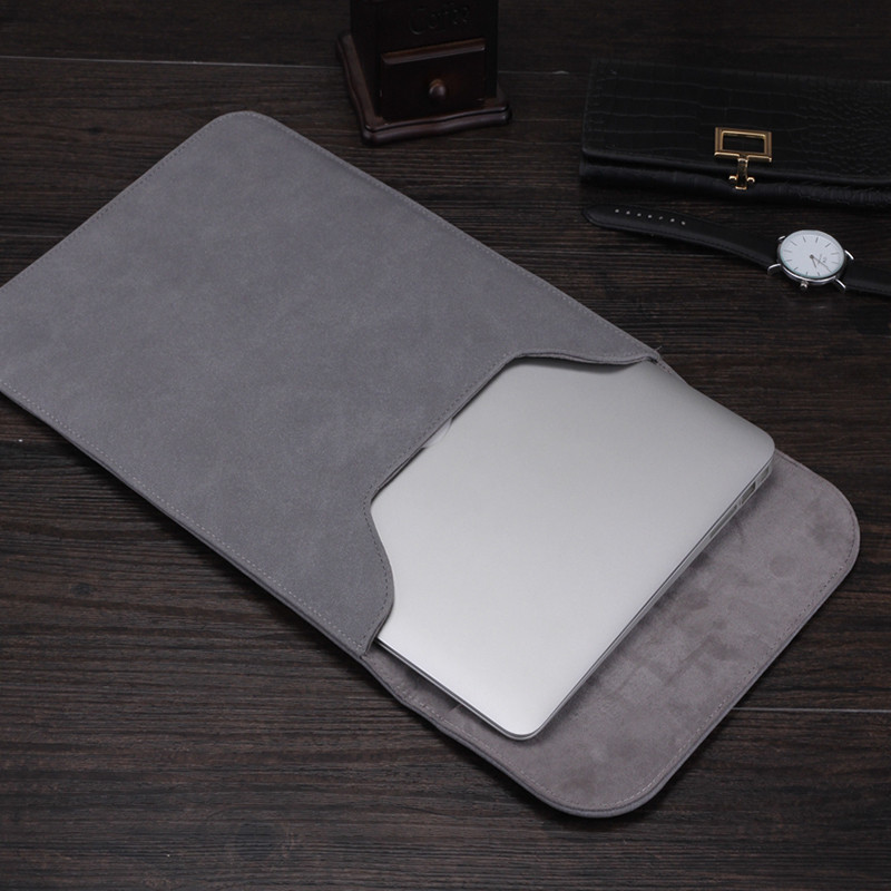 TenChen Tech-Wool Felt Notebook Case And Bag Sleeve For Macbook Of 11 | Leather Macbook-4
