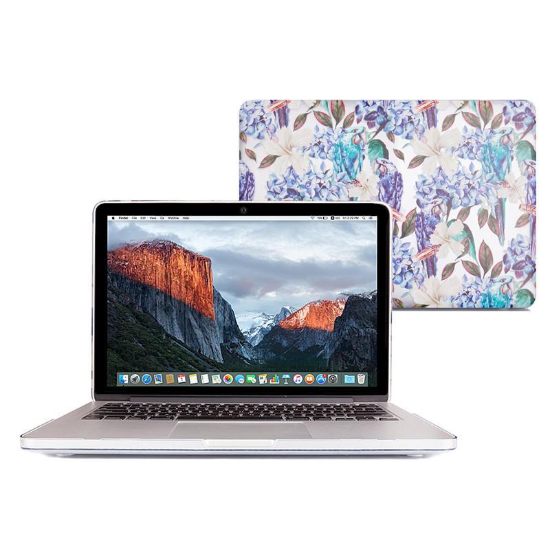Print Parrot Macbook case-iphone case, ipad case, macbook case-TenChen Tech