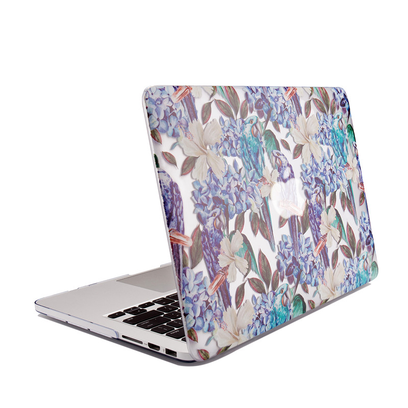 TenChen Tech-Print Parrot Macbook Case | Laptop Covers For Mac Company-5