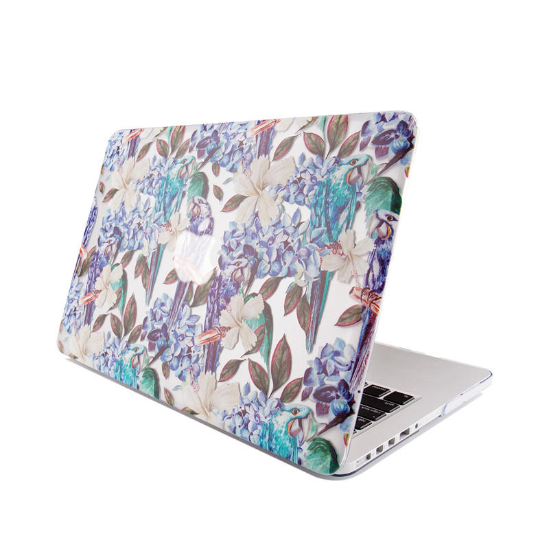 TenChen Tech Brand print notebook macbook pro protective case manufacture