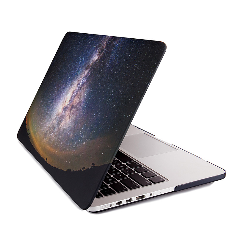 anti-dust macbook air book case from China for shop TenChen Tech-5