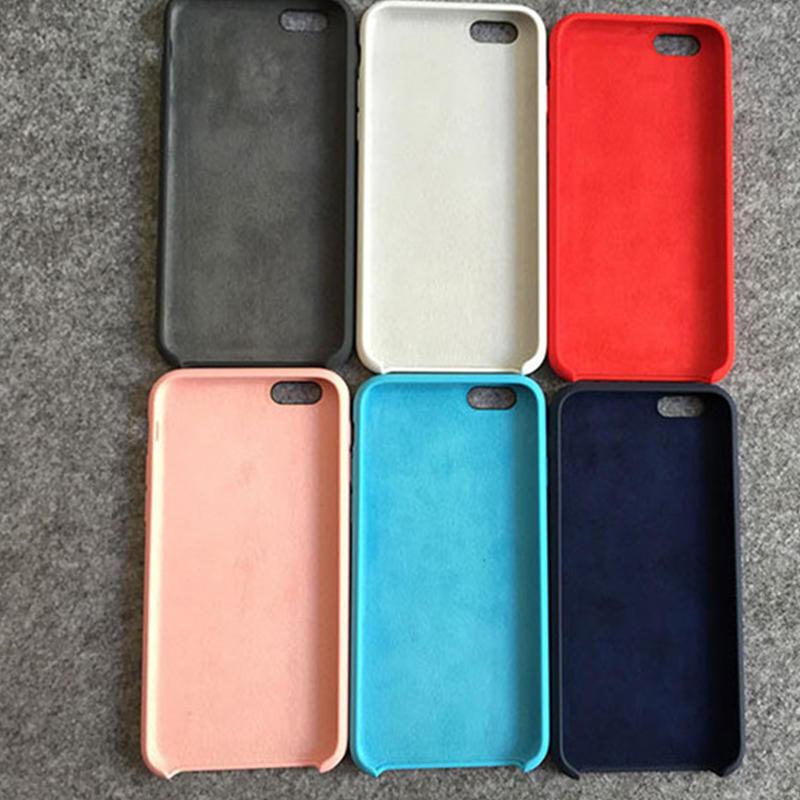 Liquid Silicone phone case protective phone cover-TenChen Tech