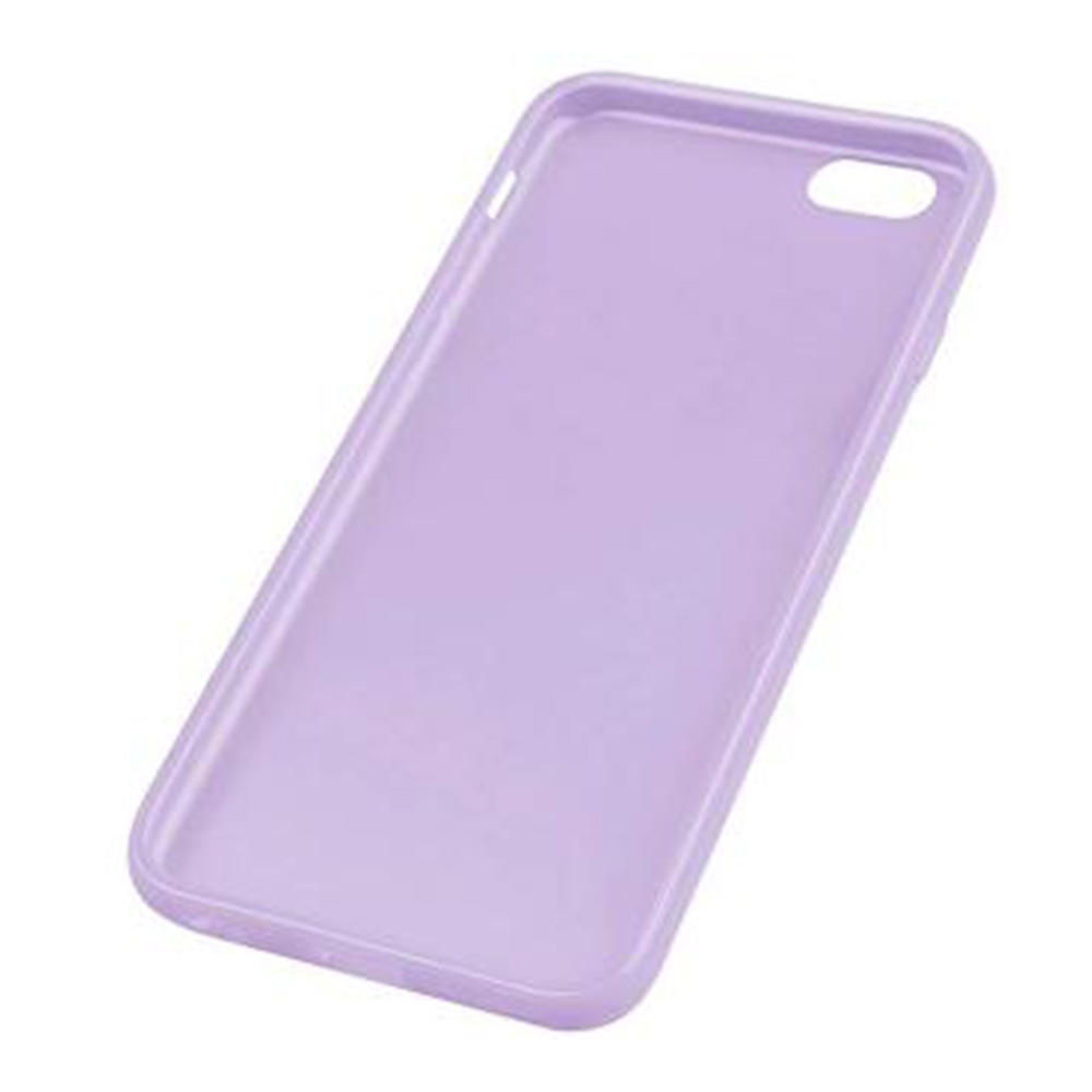 Solid colour soft TPU protective phone case for iPhone-TenChen Tech