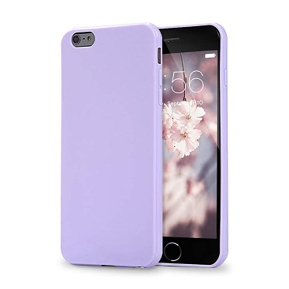 TenChen Tech-Solid Colour Soft Tpu Protective Phone Case For Iphone | Phone