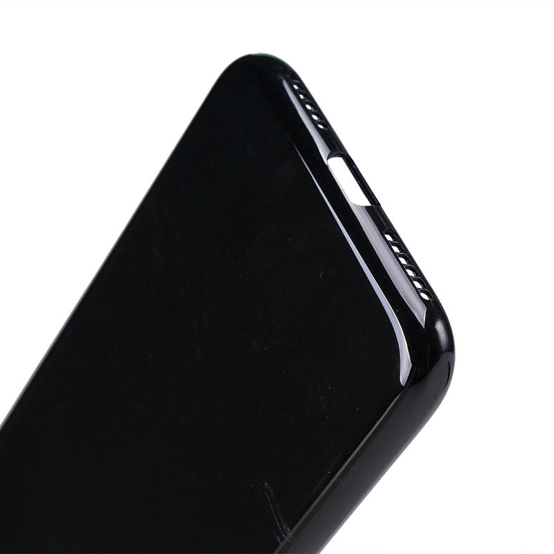black iphone 11 case series for business