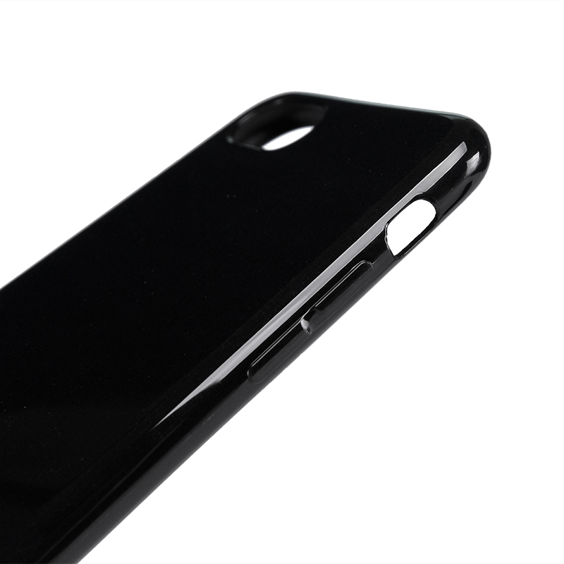 black iphone 11 case series for business-7