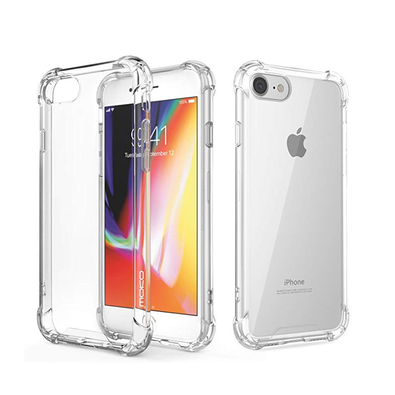 TenChen Tech-Transparent Tpu Protective Phone Cover With Bumper | Phone Case
