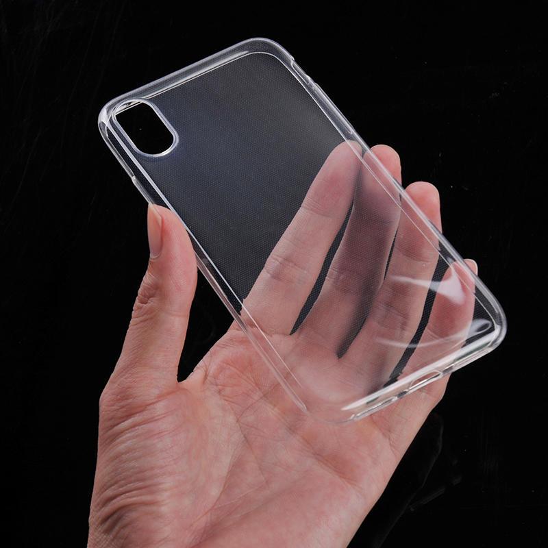 Transparent TPU protective phone cover
