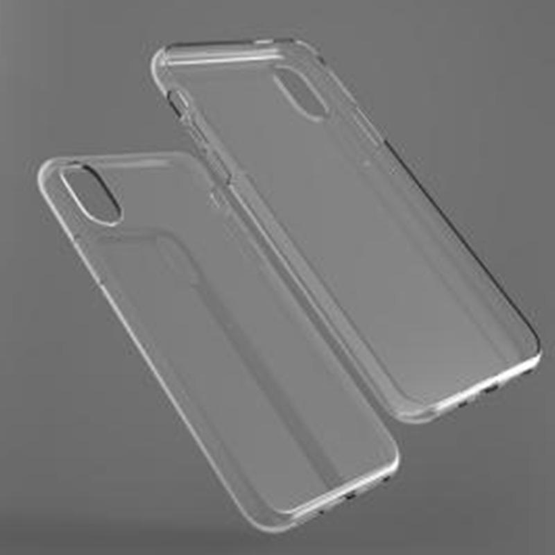 transparent pc resistant case iphone 6s edge TenChen Tech Brand