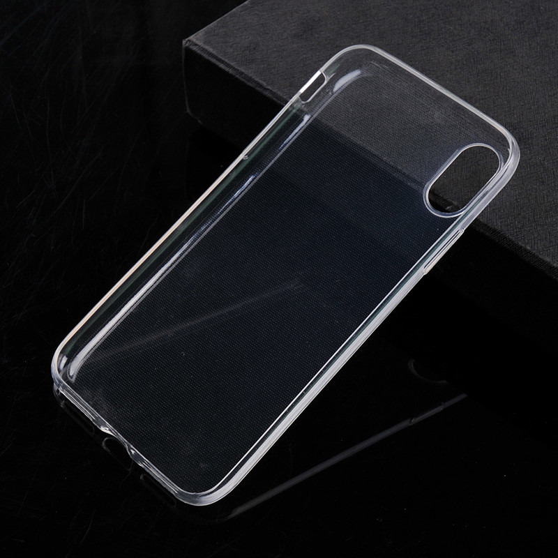 Transparent TPU protective phone cover-6