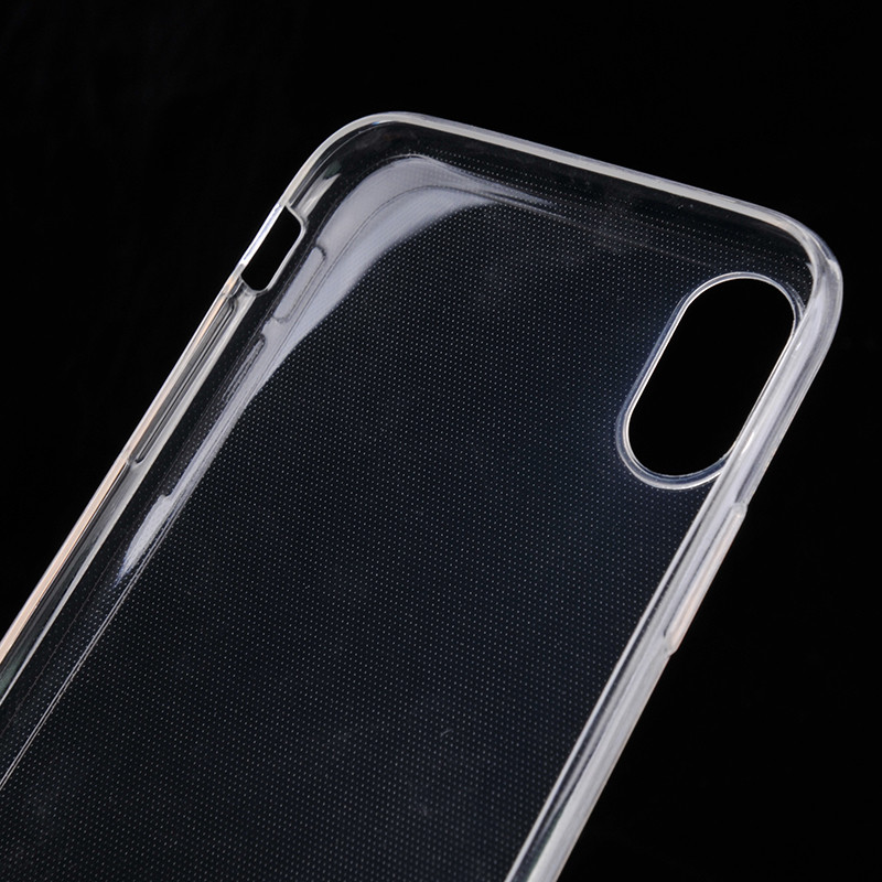 Transparent TPU protective phone cover-7
