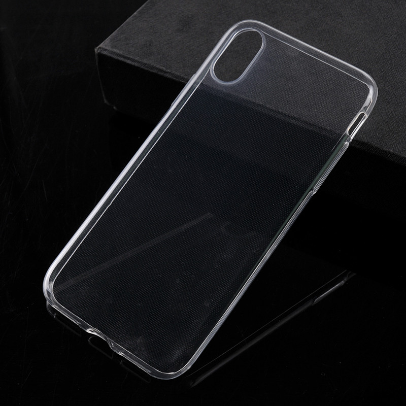 Transparent TPU protective phone cover-10