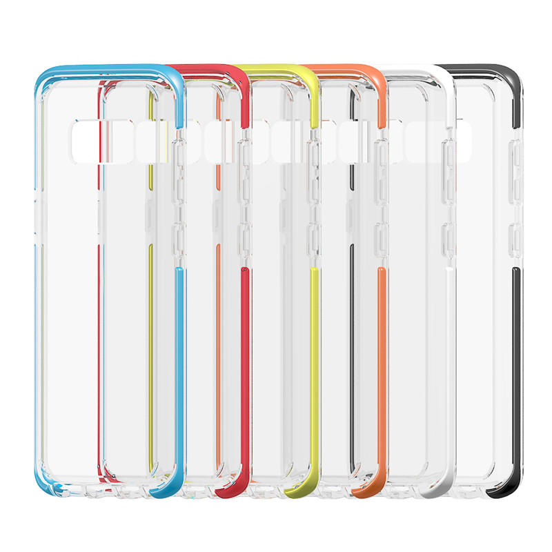 TenChen Tech clear phone case design maker PC for retail