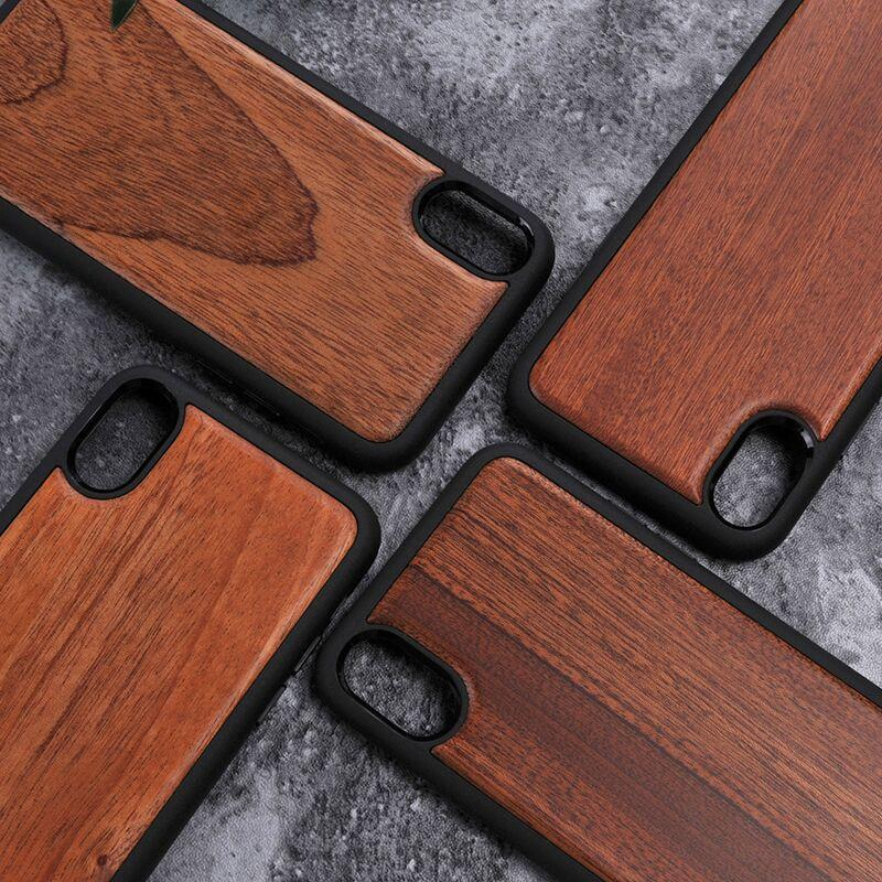 wooden case protective phone cover-TenChen Tech