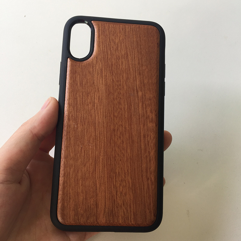 TenChen Tech wooden case protective phone cover Phone Case image8