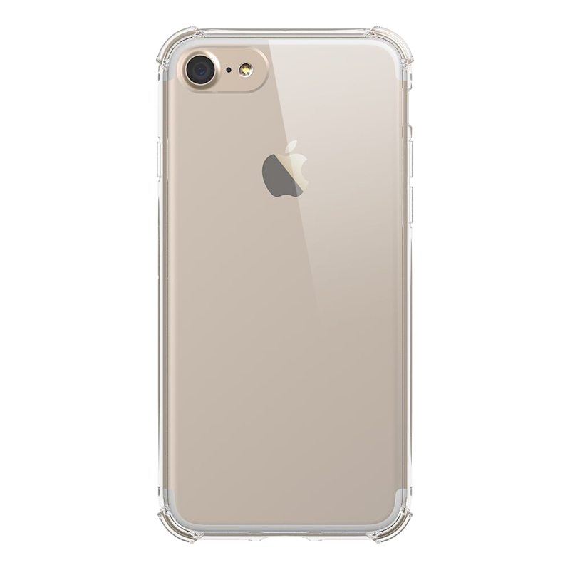 TenChen Tech PC TPU Clear Case For Iphone 7  With Shockproof Corner PT0001 Phone Case image6