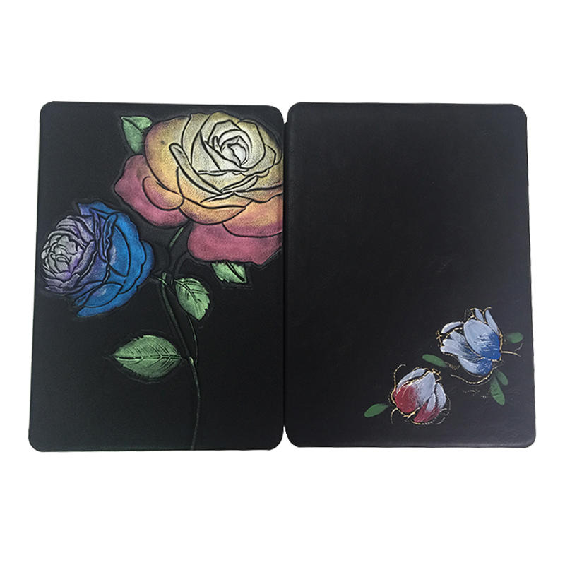 TENCHEN  Good quality leather protective cover for ipad