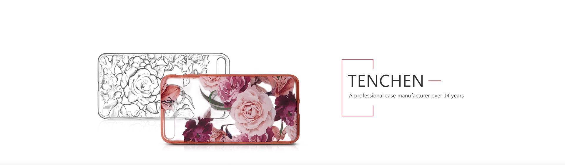 High-quality Mac Air Computer Case See Through Phone Case-TenChen Tech-img