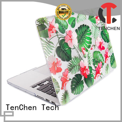 TenChen Tech matte macbook laptop case personalized for store
