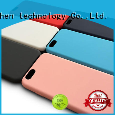 TenChen Tech shockproof phone case suppliers hand strap for store