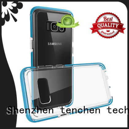 TenChen Tech microfiber smartphone case factory customized for store