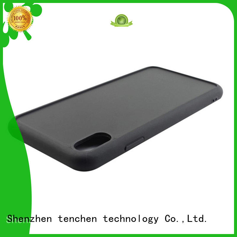 TenChen Tech protective iphone leather case customized for retail