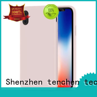 mobile phones covers and cases blank wood TenChen Tech Brand company