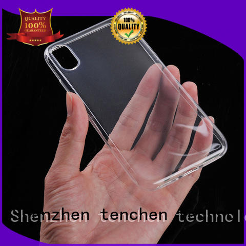 Transparent TPU protective phone cover