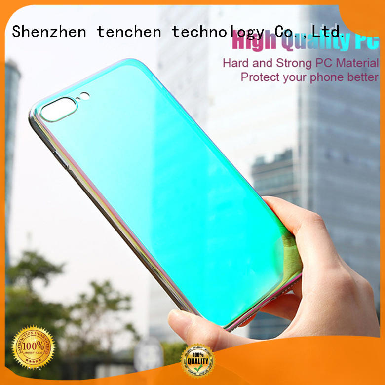 TenChen Tech colored custom made phone case for shop