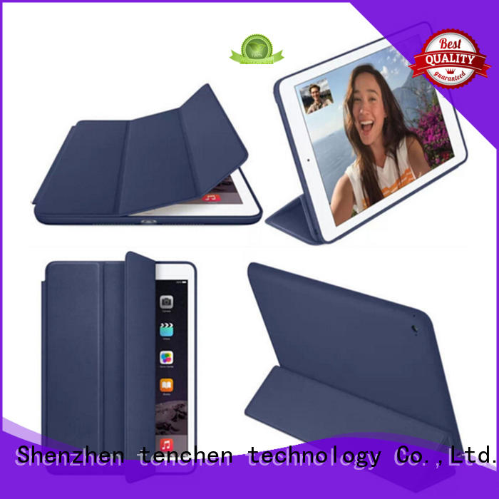 TenChen Tech durable leather ipad cover wholesale for home